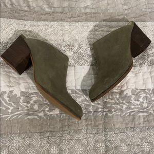 Caslon Shoes - Suede Mules